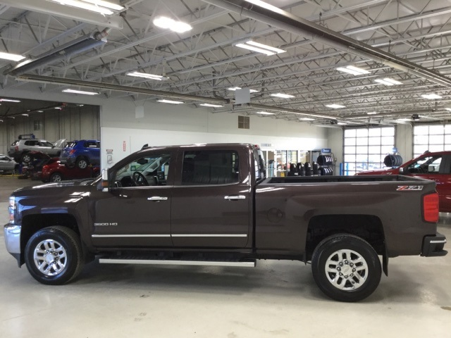 Pre Owned 2016 Chevrolet Silverado 3500hd Ltz