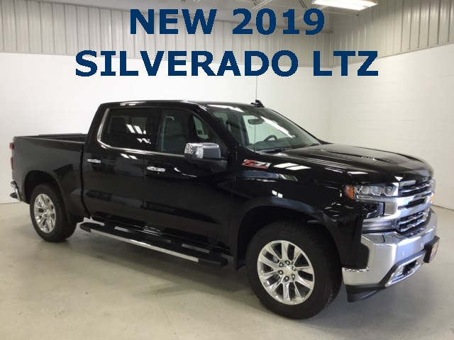 New 2019 Chevrolet Silverado 1500 Ltz 4d Crew Cab In Chilton 11453